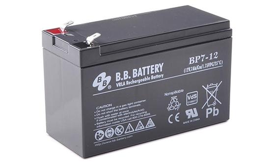 Baterija 12V7Ah